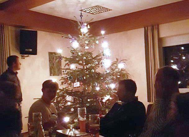 Weihnachtsschiessen 2019