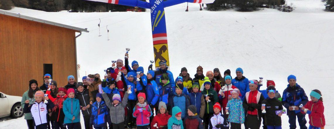 BezirksCup Slalom und EBC/BC Langlauf